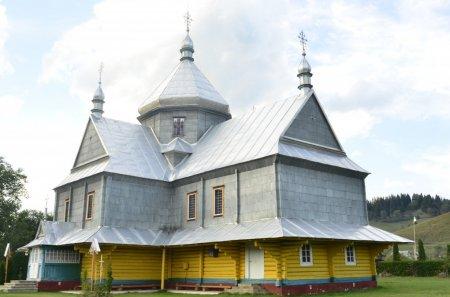 Храм Пресвятої Тройці села Ільці