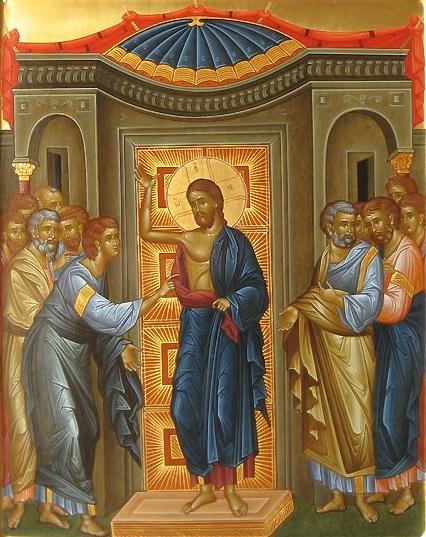 Проповідь на неділю другу після Пасхи