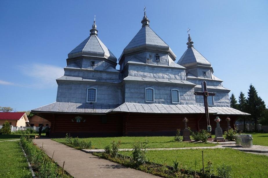 Храм Архістратига Михаїла села Глушків
