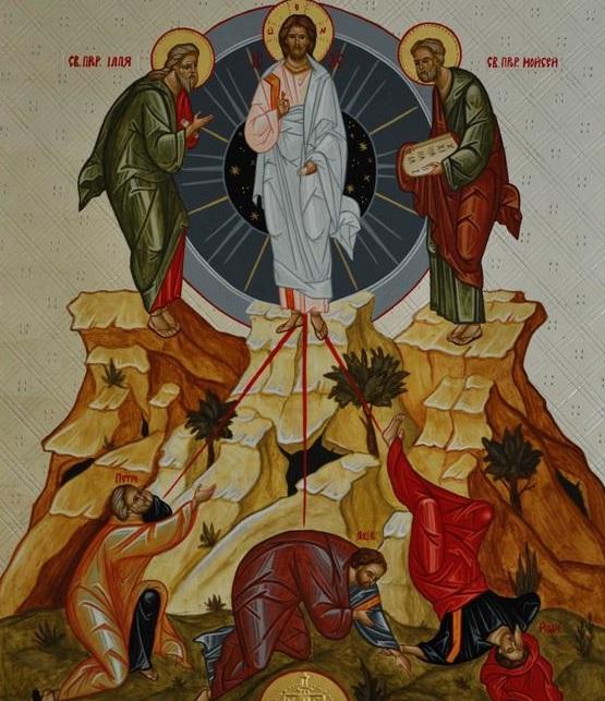 Проповідь на свято Преображення Господнього