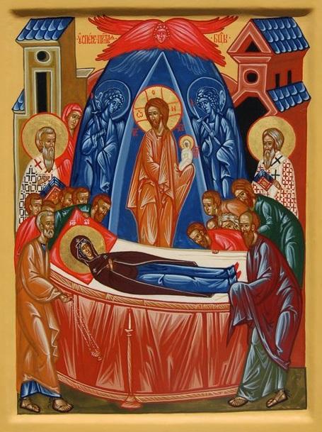 Проповідь на свято Успіння Пресвятої Богородиці