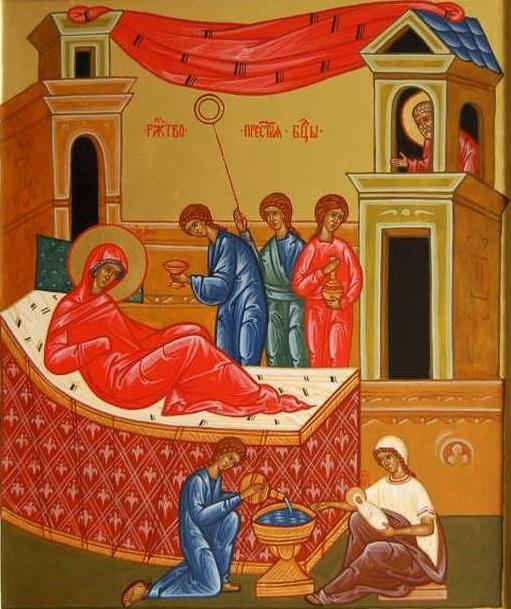 Проповідь на свято Різдва Пресвятої Богородиці