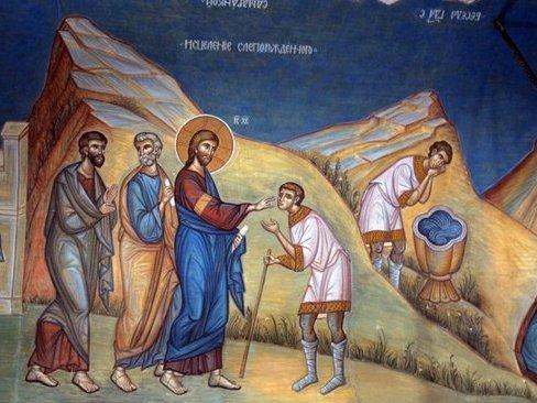 Проповідь на неділю шосту після Пасхи
