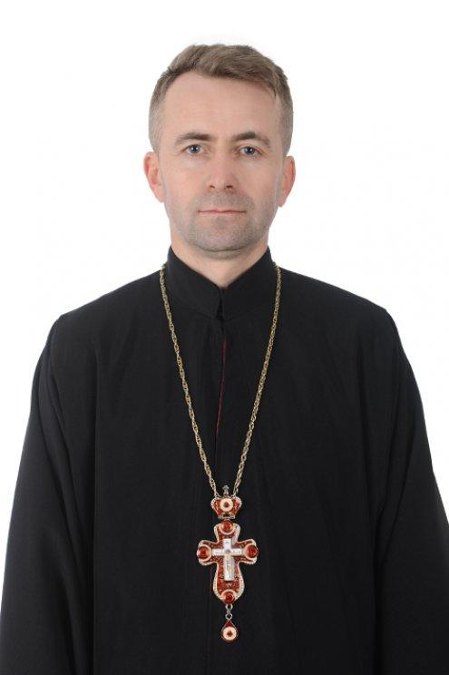 митр. прот. Юрій Бровчук
