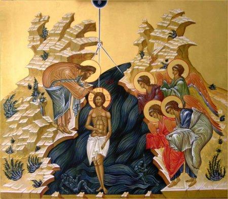 Проповідь на свято Богоявлення Господнього