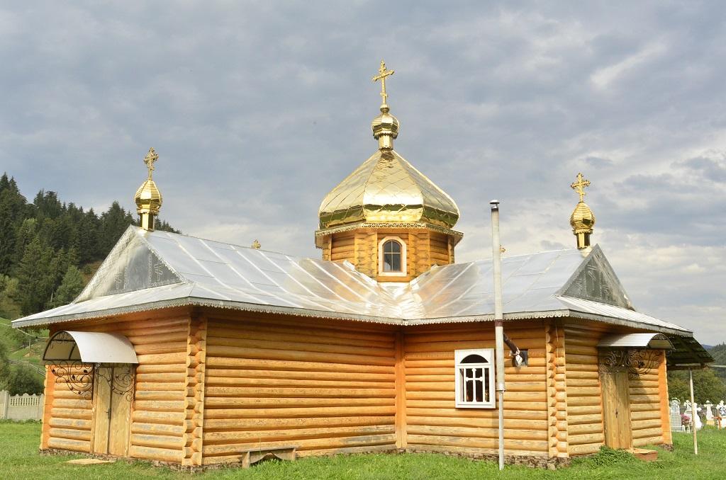 Храм Вознесіння Господнього села Чорна Річка