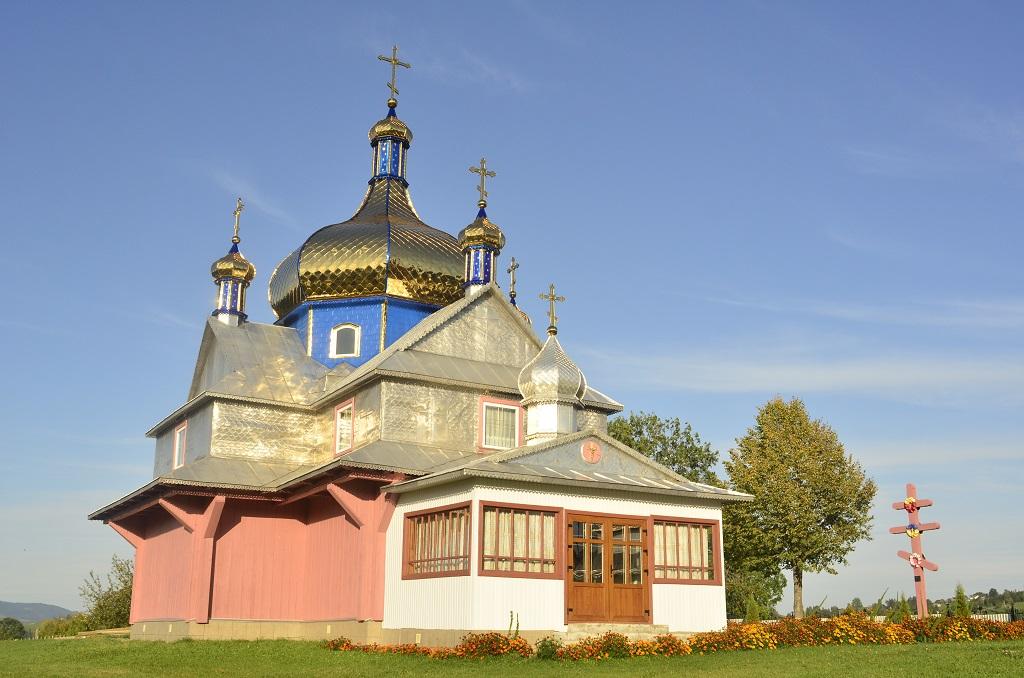Храм Пророка Іллі села Голови