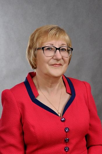 Ольга Петрівна Гаврилюк