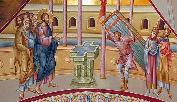 Проповідь на неділю  6-ту після П'ятидесятниці