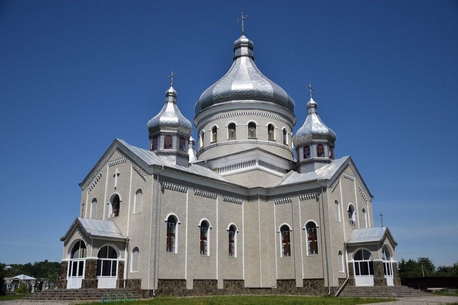 Храм Успіння Пресвятої Богородиці села Старий Косів