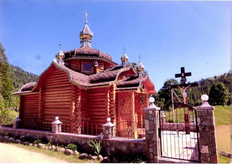 Храм Святих мучениць Віри, Надії, Любові та матері їхньої Софії села Шепіт
