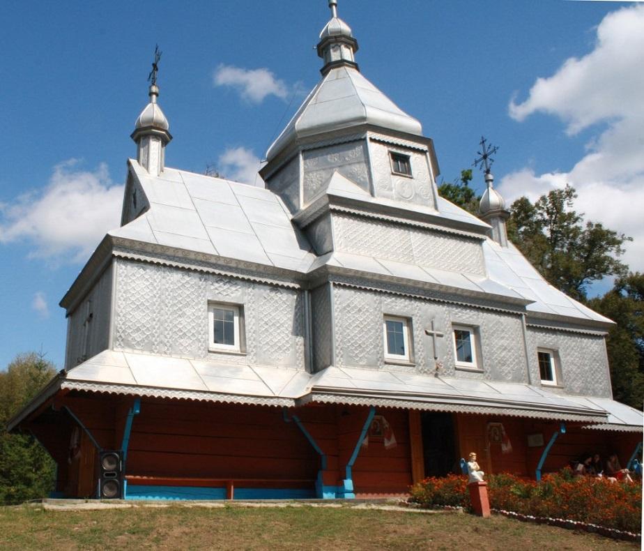 Храм Покрови Пресвятої Богородиці села Цуцулин