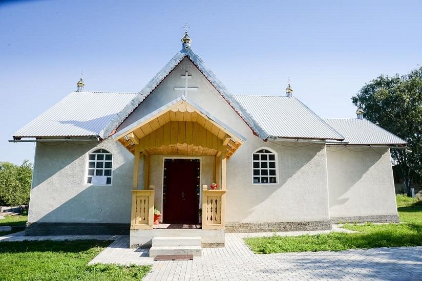 Храм Святого Апостола Андрія Первозванного села Мала Кам'янка