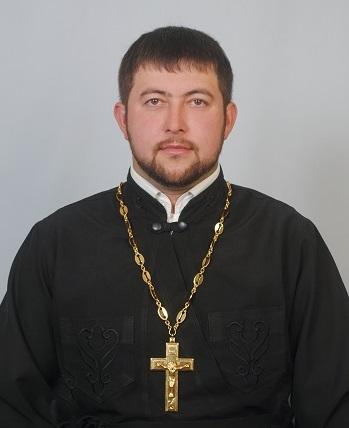 Вітання Владики Юліана прот. Петру Якіб'юку з нагоди 35-ліття