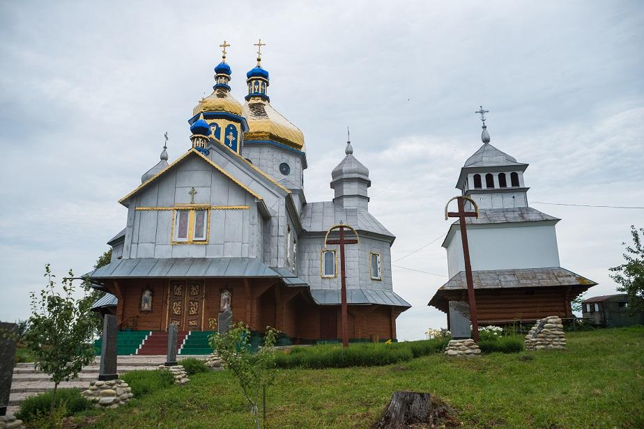 Храм Архістратига Михаїла села Торговиця