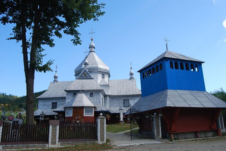Храм Архістратига Михаїла села Чорний Потік