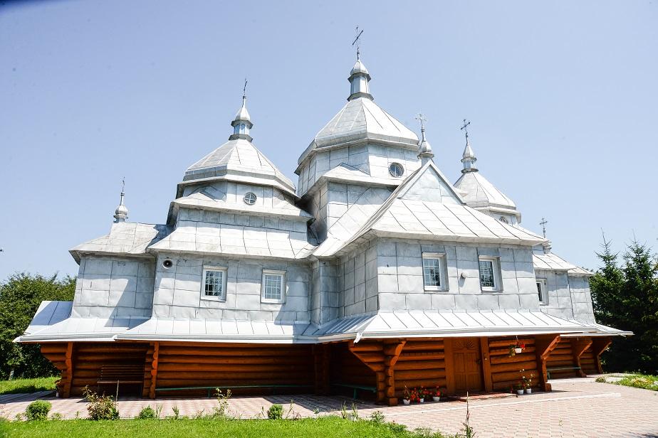 Храм Різдва Пресвятої Богородиці селища Гвіздець
