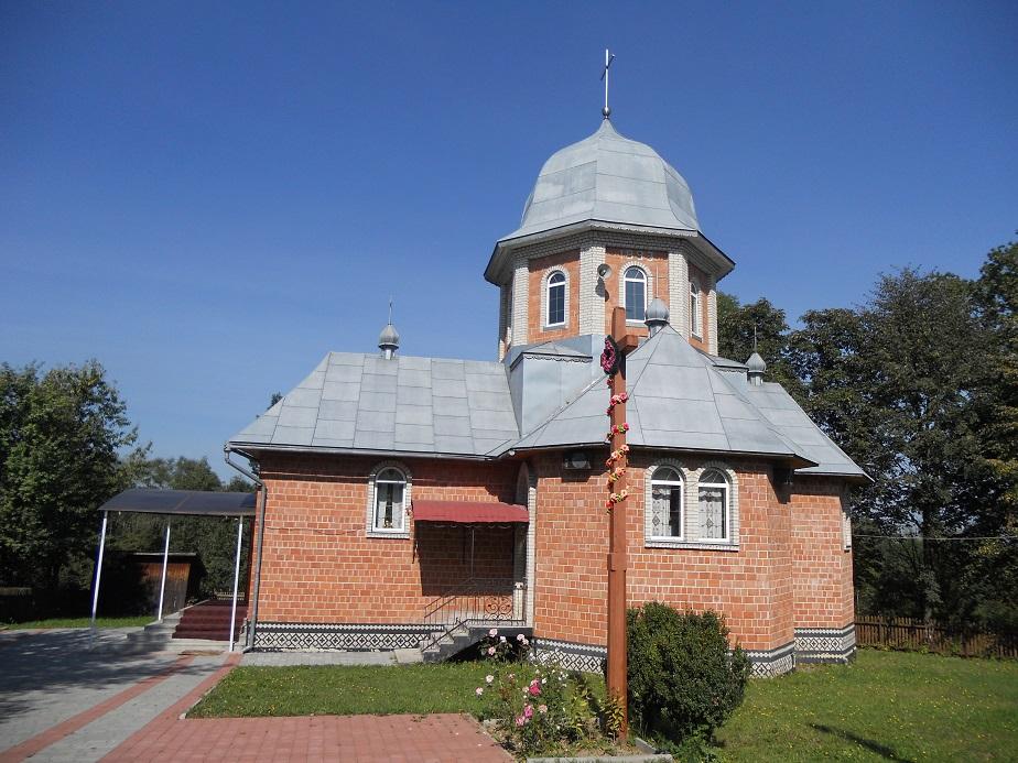 Храм Вмч. Димитрія Солунського села Лісна Велесниця