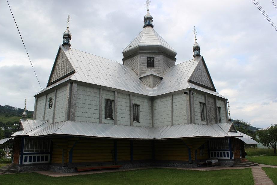 Храм Святого Духа села Соколівка