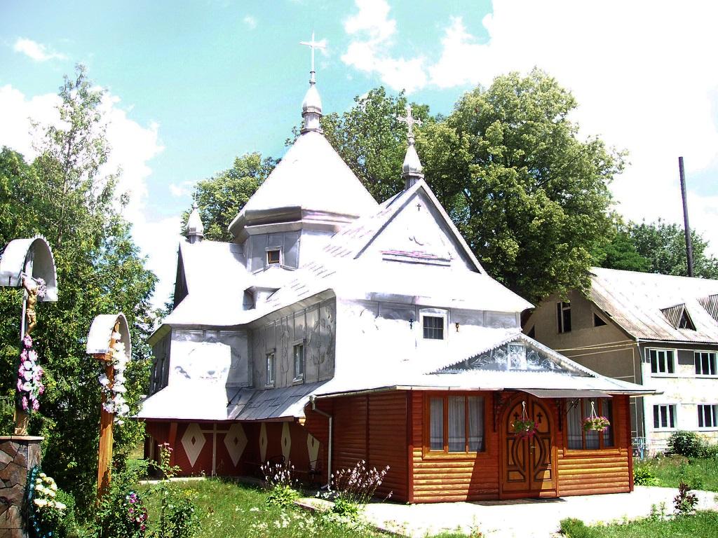 Храм Покладення поясу Пресвятої Богородиці села Добротів