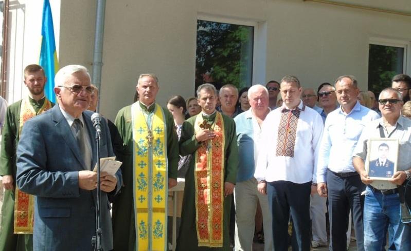 Вшанування борців за волю України в Коломийському педагогічному коледжі