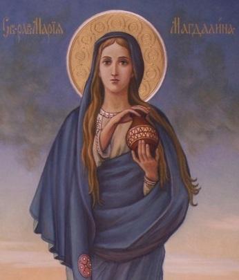 Життя Cвятої Рівноапостольної Марії Магдалини (4 cерпня)