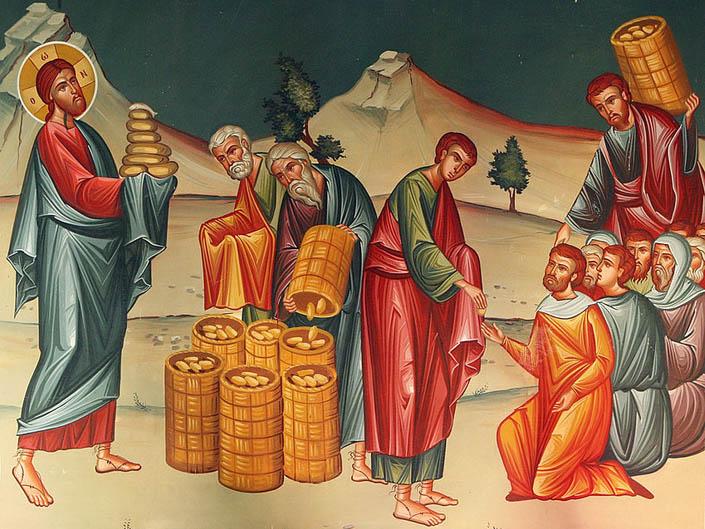 Проповідь на неділю 8-му після П'ятидесятниці