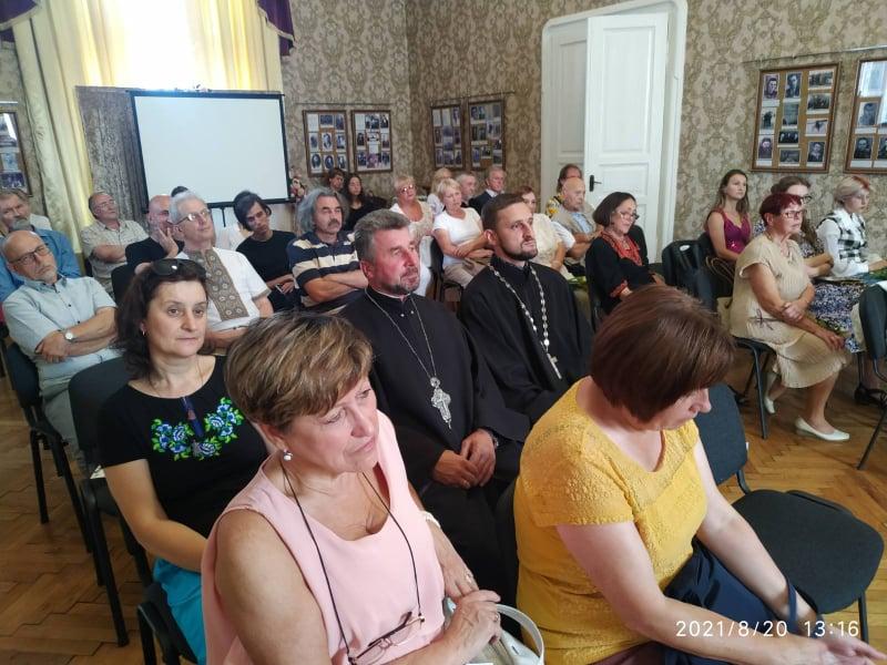 Концерт фортепіанної музики відомого українського композитора Олександра Козаренка в місті Коломия
