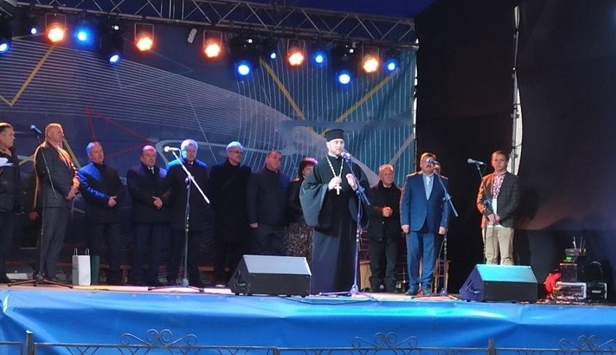 Урочистості з нагоди 150-ї річниці від Дня народження Леся Мартовича