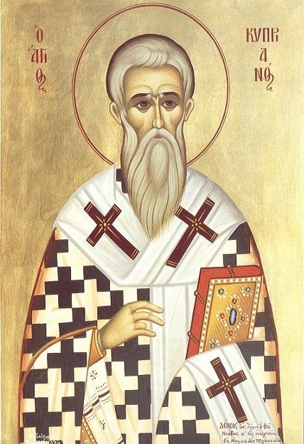 Життя Священномученика Кипріана, Єпископа Карфагенського (13 вересня)