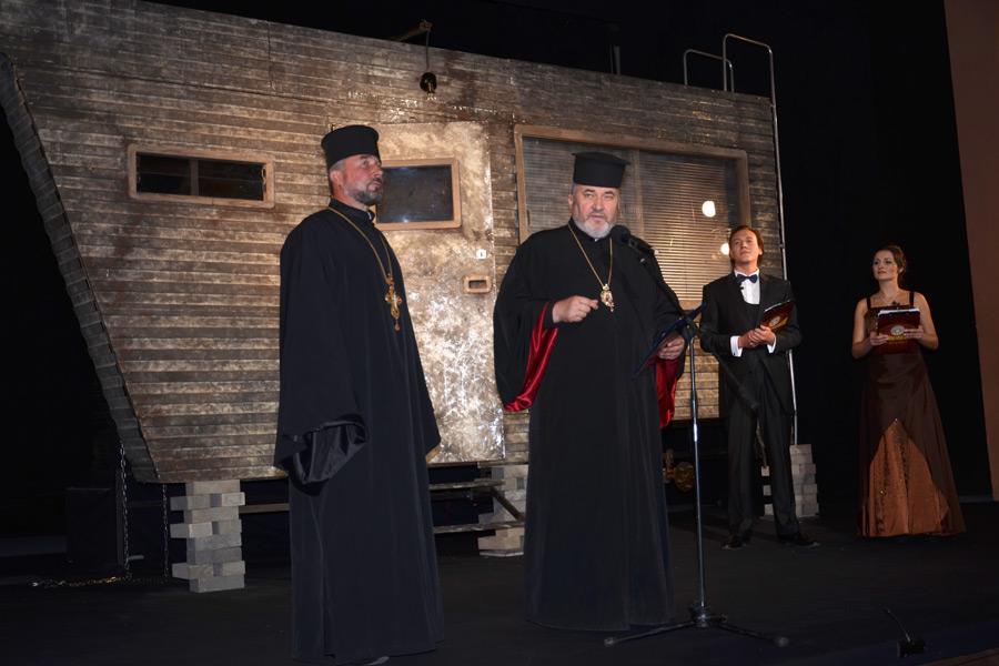 Урочисте відкриття XII-го Всеукраїнського театрального Фестивалю «Коломийські представлення»