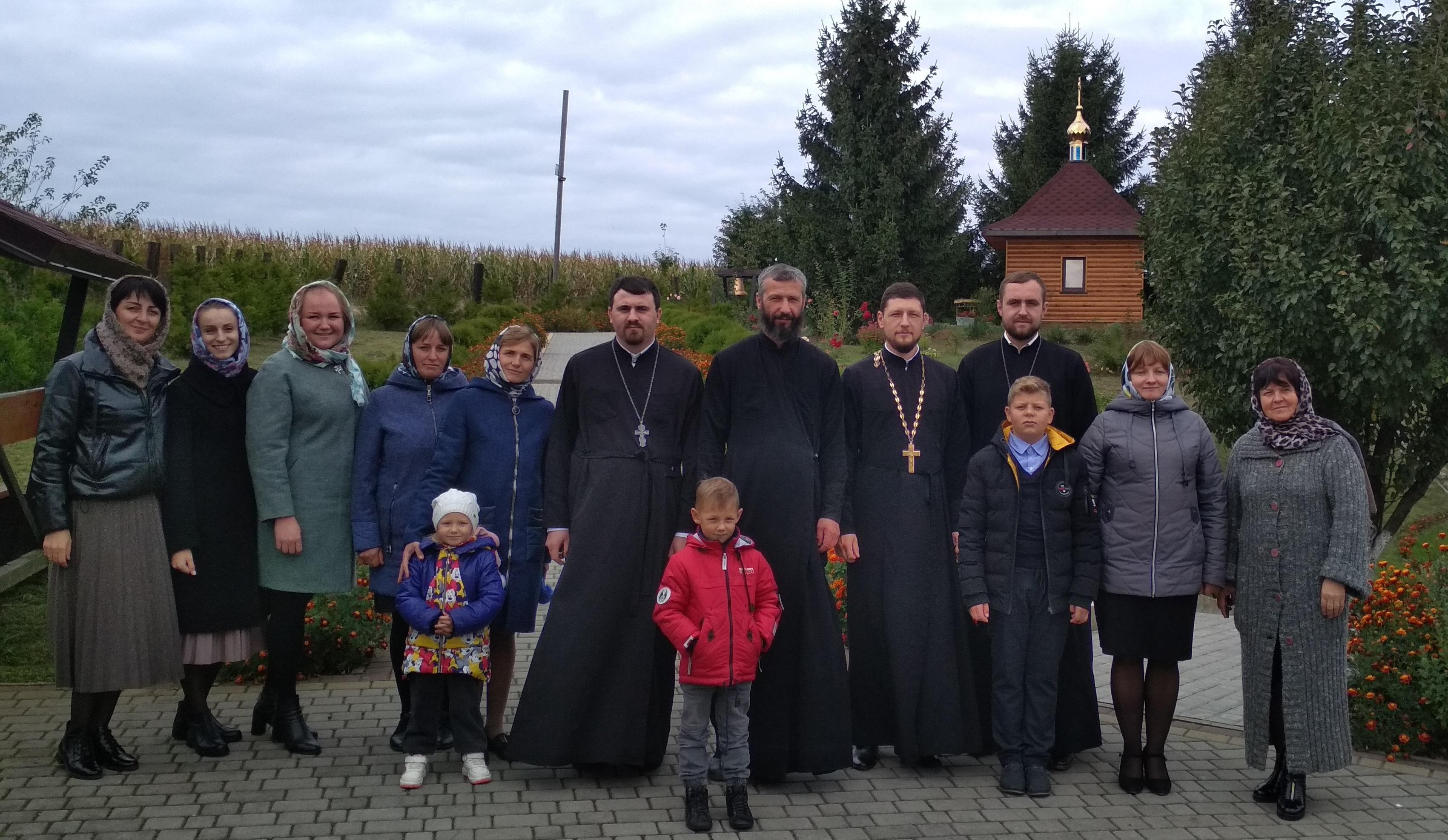 Паломництво духовенства та вірних Коломийської Єпархії до святинь Буковини
